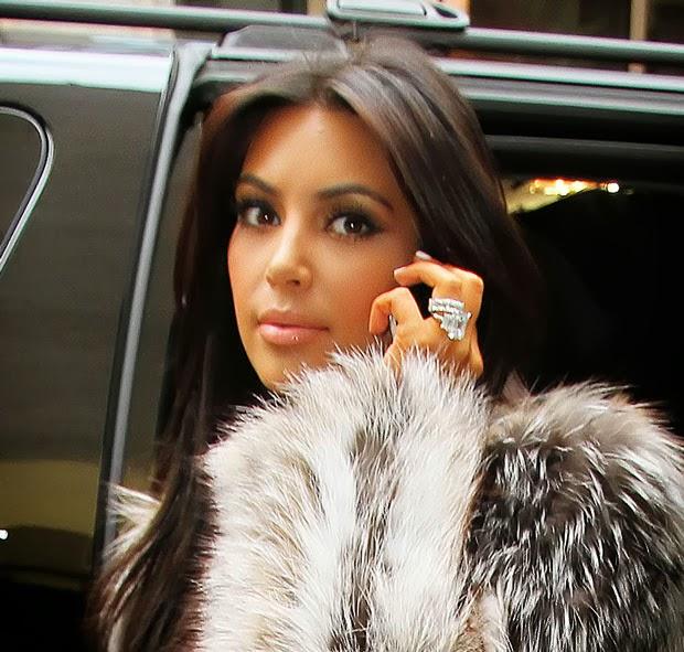 Kim Kardashian S Enement Ring What Would You Do Geous Diamonds Beautiful Settings Nail Polish Colors 20 Carat Diamond And
